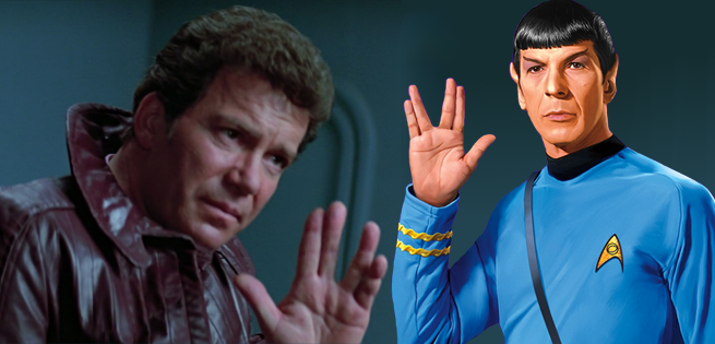 William Shatner Calls On Star Trek Fans To Help Pay Tribute To Leonard Nimoy