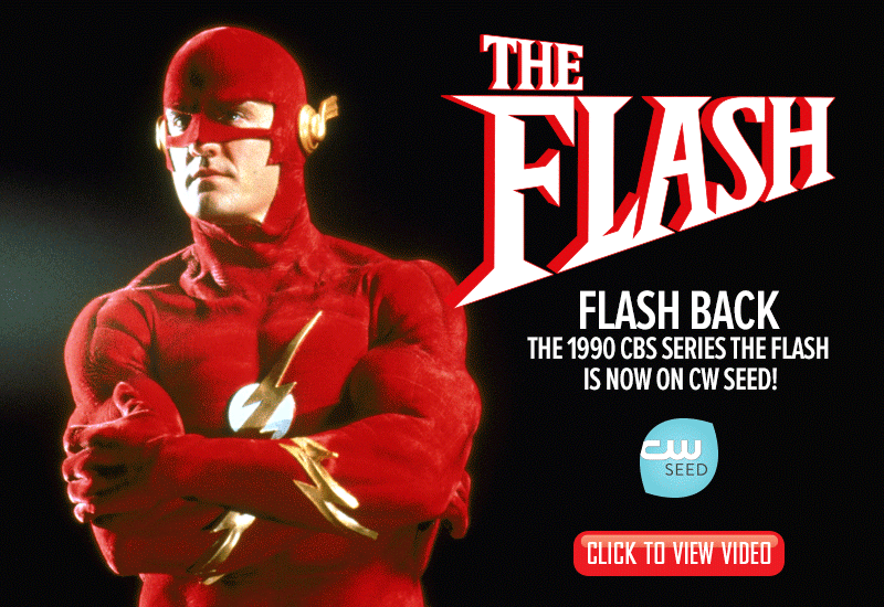 Original The Flash Series Is Now Streaming On CW Seed