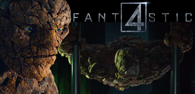 Fantastic Four: The Thing's Air Drop Scene Was Nixed Due To Fox's Budget Cuts