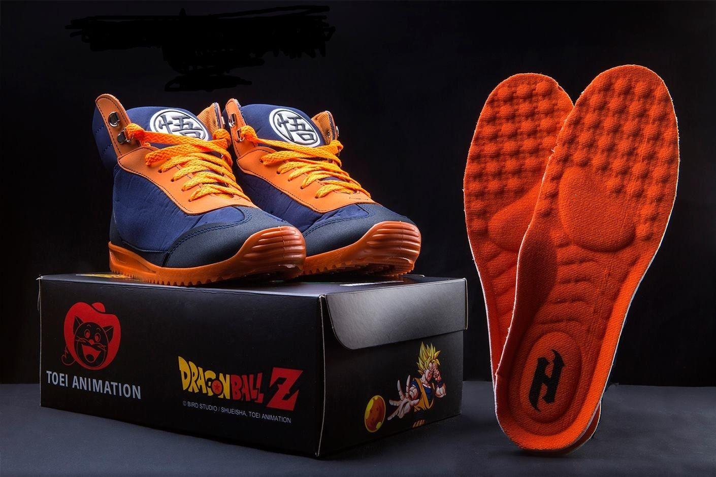 Go Super Saiyan With These Dragon Ball