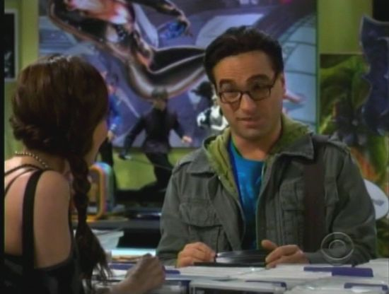Big Bang Theory Catwoman