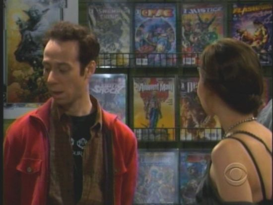 Big Bang Theory Stuart New 52