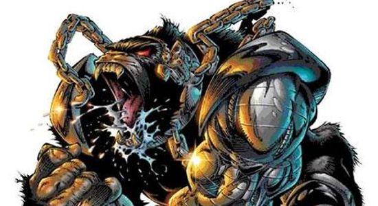 Cyborg Monday Cy-gor