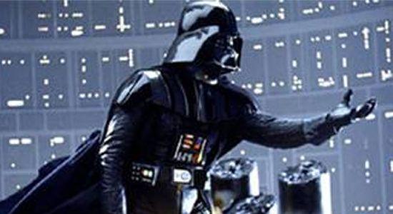 Cyborg Monday Darth Vader