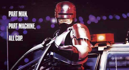 Cyborg Monday Robocop