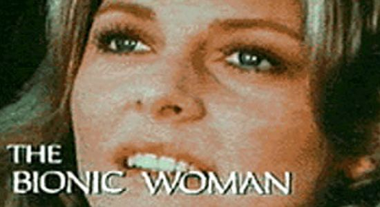Cyborg Monday The Bionic Woman