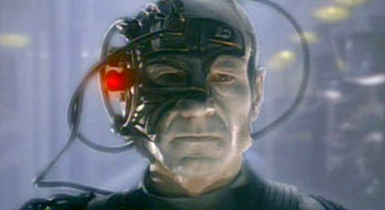 Cyborg Monday The Borg