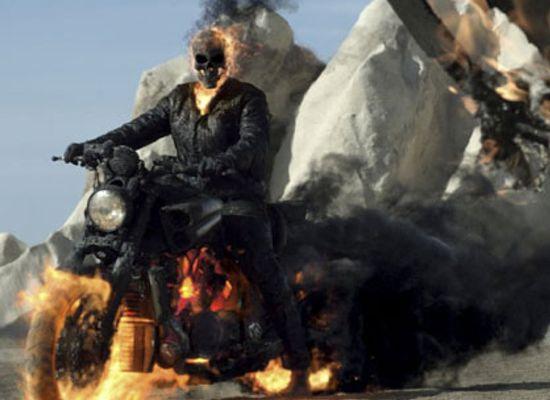 Ghost Rider Spirit of Vengeance Movie 2012