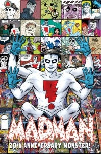 Madman 20th Anniversay Hardcover