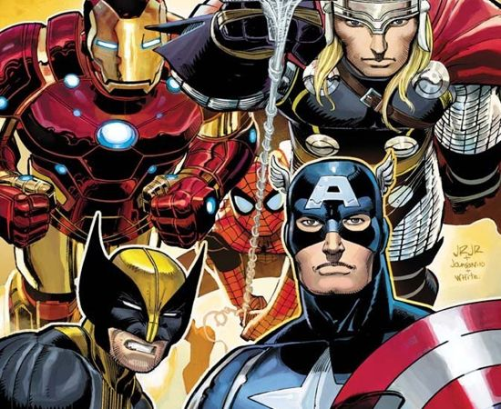 Marvel Comics Relaunch