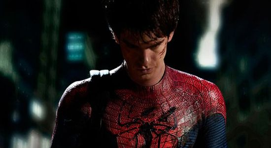 The Amazing Spider-Man 2012 movie