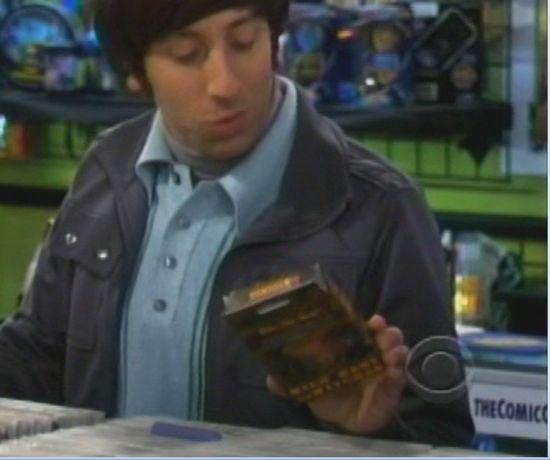 The Big Bang Theory The Comic Center of Pasadena