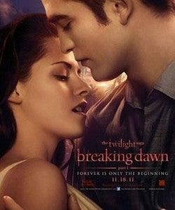 Twilight Breaking Dawn Part 1 Poster