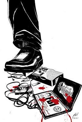 Twin Peaks comics
