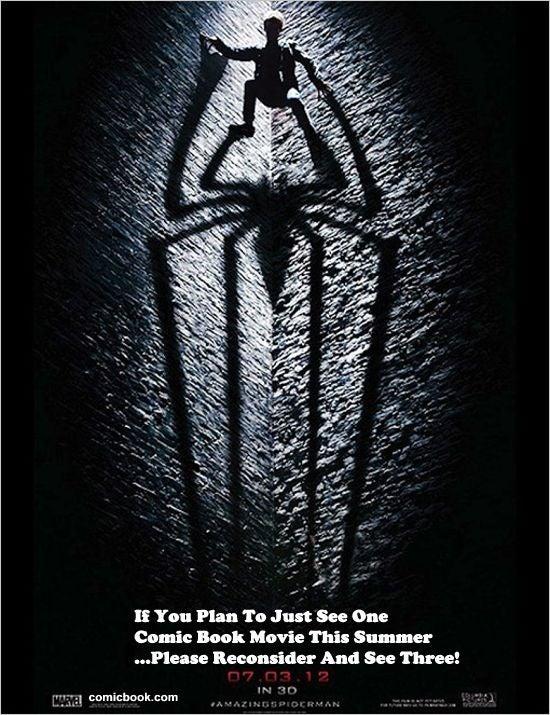 Amazing Spider-Man One Comic Book Movie