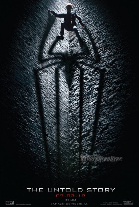 Amazing Spiderman The Untold Story Poster