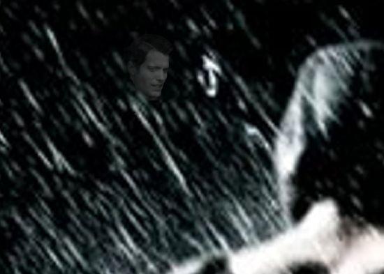 Superman Face In Dark Knight Rises Image