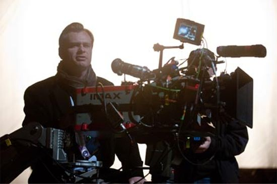 The Dark Knight Rises Christopher Nolan Behind The Scenes