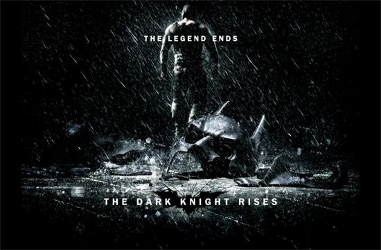 The Dark Knight Rises Background Image