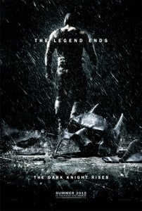 The Dark Knight Rises Poster Bane