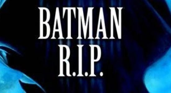 Batman dies in The Dark Knight Rises