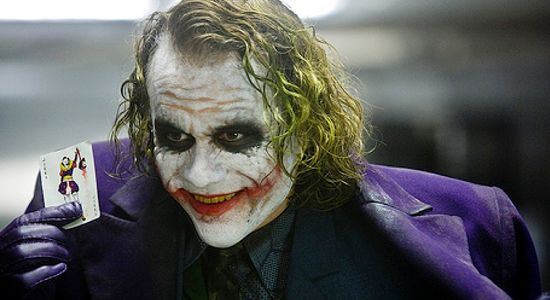Joker to appear In The Dark Knight Rises