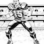 Tim Tebow Marvel Comics Scott Koblish
