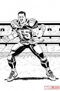 Tim Tebow Marvel Comics Scott Koblish