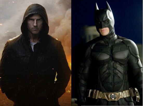 Tom Cruise And Batman