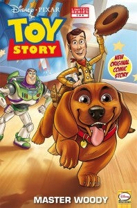Toy Story comic book