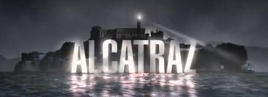 Alcatraz TV Show Logo