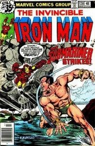 Iron Man 3 Sub-Mariner villain