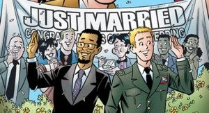 Kevin Keller marriage