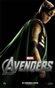 Loki Avengers movie poster