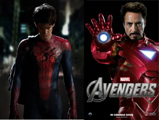 Spider-Man In The Avengers Movie