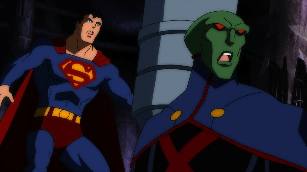 Tim Daly reprises role of Superman for Justice League: Doom