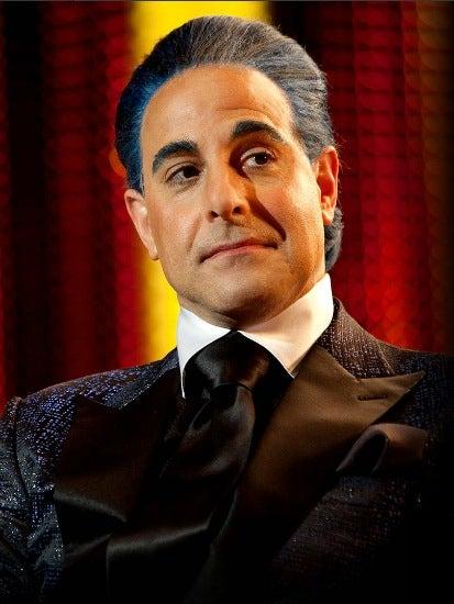 Caesar Flickerman (Stanley Tucci)