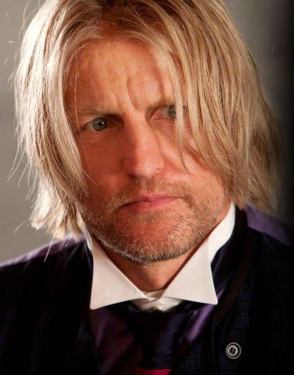 Haymitch Abernathy (Woody Harrelson)