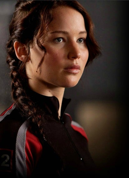 Katniss Everdeen (Jennifer Lawrence)