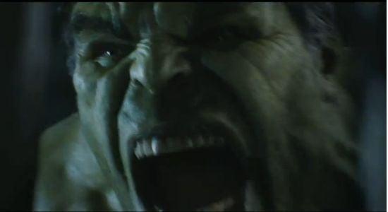 Avengers commercial Hulk