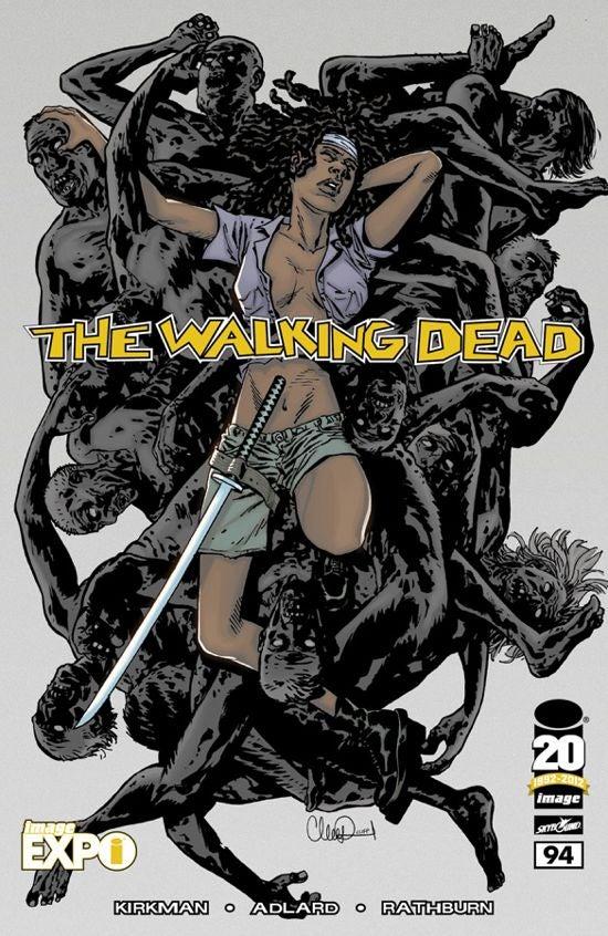 The Walking Dead variant