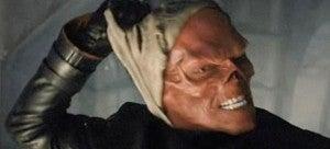 Red Skull in The Avengers