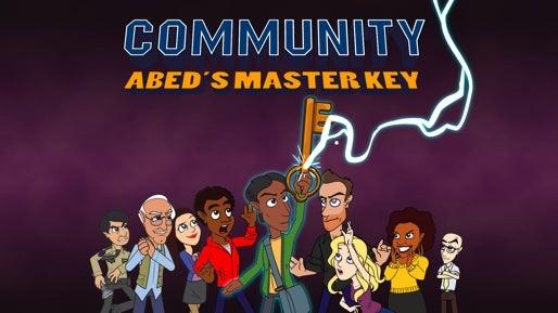 Abeds-Master-Key begins Mar 7