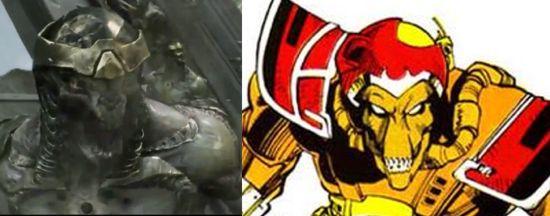 Avengers aliens Beta Ray Bill