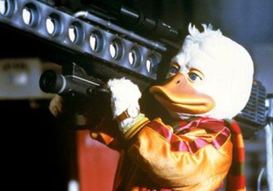 Howard the Duck in Avengers