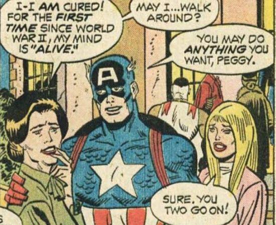 Avengers Peggy Carter