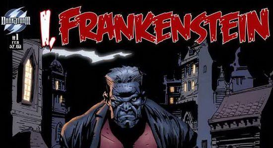 I, Frankenstein Star Aaron Eckhardt Talks About the Film