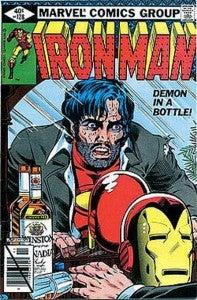 Iron Man 3 Demon In A Bottle