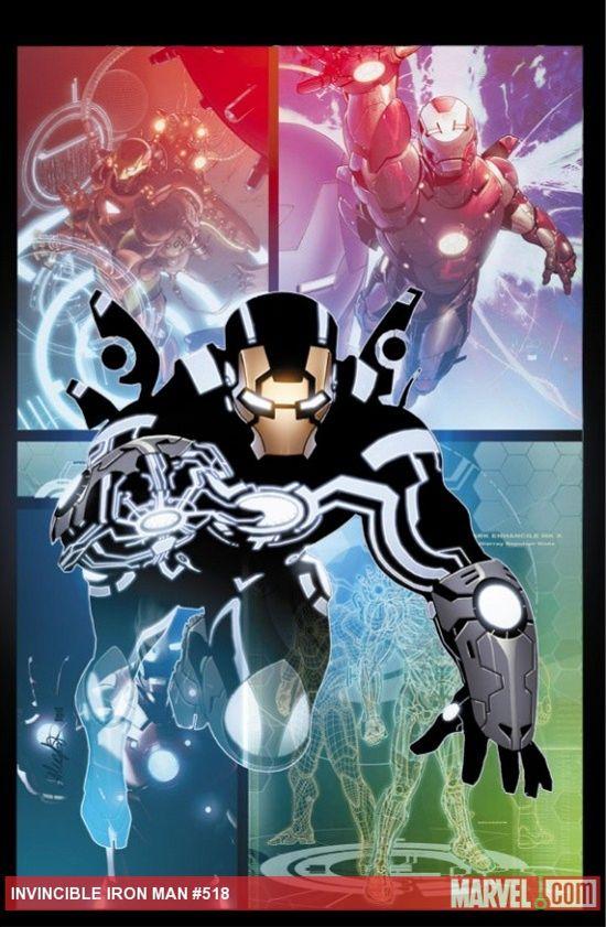 Iron Man New Armor