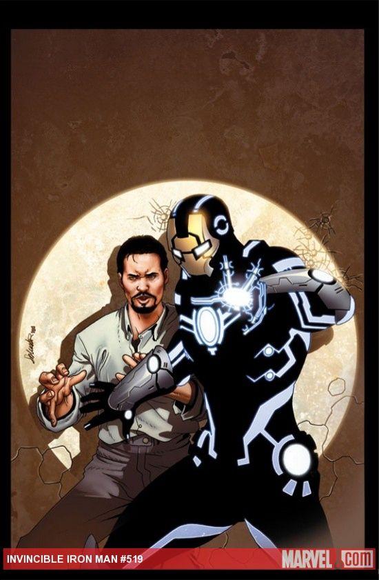 Iron Man New Costume